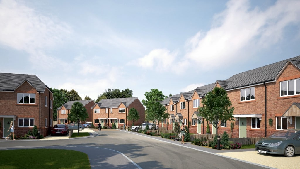 Property Investment North West England UK